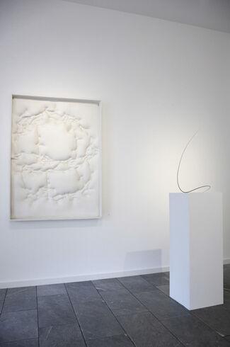 White and Monochrome -  Ferdinand Spindel, installation view