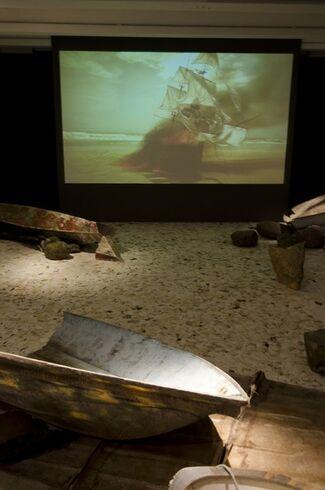 Dinh Q. Lê: Erasure, installation view