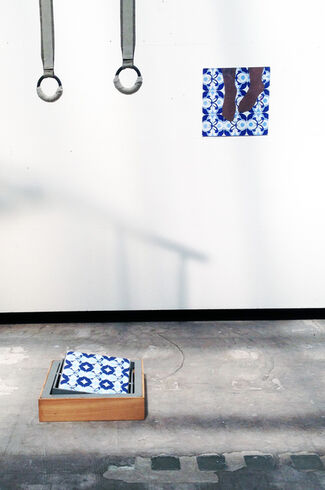 In Situ - Fabienne Leclerc at 1:54 Contemporary African Art Fair 2014, installation view
