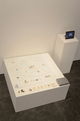 Simple Life is Interesting!, installation view