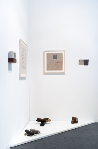 Fleisher/Ollman at The Armory Show 2014, installation view