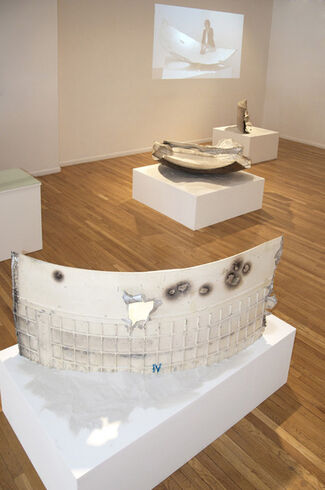 Shen Shaomin: I Touched the Voice of God, installation view