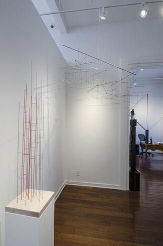Knopp Ferro: Metal in Motion, installation view
