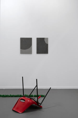 Dürst Britt & Mayhew at ARCOmadrid 2018, installation view