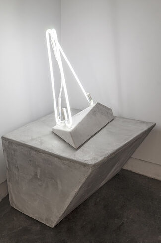 Deep Time, installation view