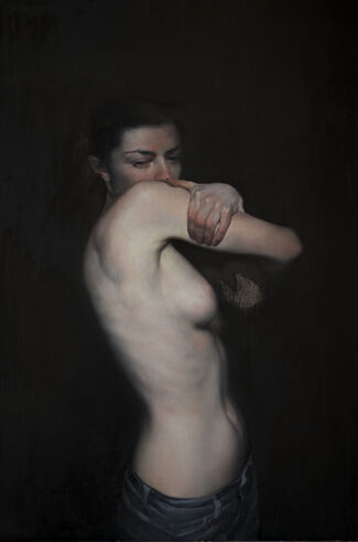 In The Raw: The Female Gaze on The Nude, installation view