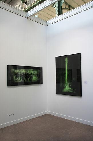 NextLevel Galerie at Paris Photo 2015, installation view