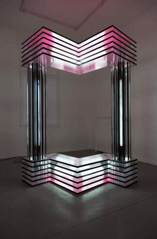 SCHEIN  -  Roberto Cuellar, installation view
