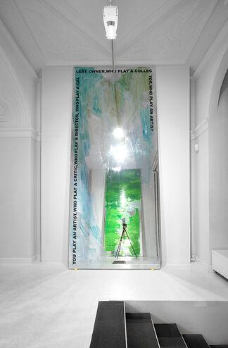 Martin Asbæk Gallery at Market Art Fair 2017, installation view