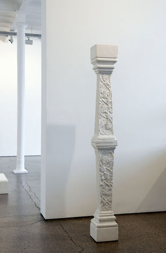 Didier Vermeiren - Sculptures 1973-1994, installation view