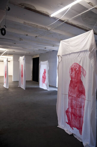 Etienne Pottier: They Live, installation view