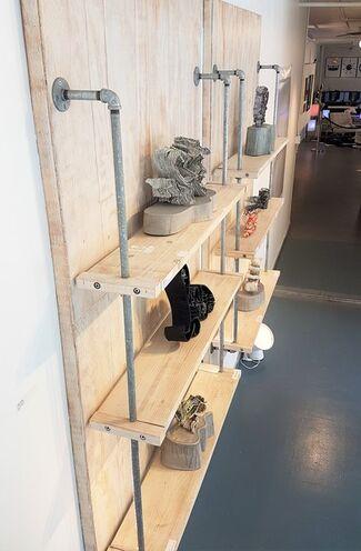 "Cerbera Gallery presents: Stephanie Lanter   ""Slippery"", installation view"