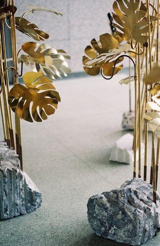 Elaine Cameron-Weir / Aleksander Hardashnakov / Thomas Lerooy, installation view