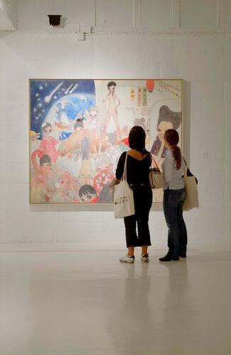 "Aya Takano: ""Tradition and modernity"" at Fondation Joan Miro Barcelona, installation view"