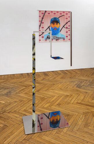 Tamil Man, installation view