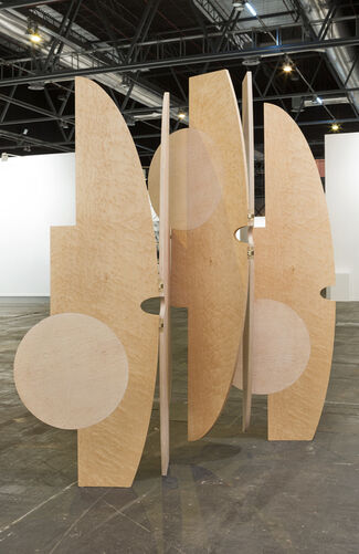 Drop City at ARCOmadrid 2017, installation view
