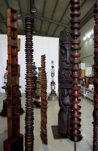 P 21 Inaugural Exhibition Choi Jeong Hwa - Origin, Originality, installation view