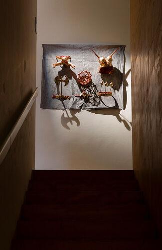 Bat Opera 2 - Monster Chetwynd, installation view