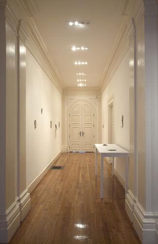 Kristen Morgin: My Best To You, Little Girl-Boy, installation view