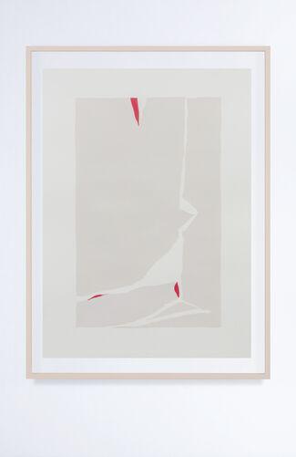 Nuria Mora. On paper, installation view