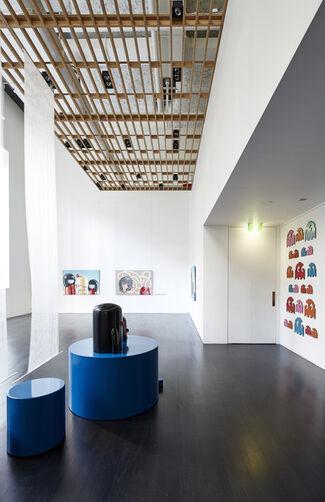 Daniel Truscott - In Ghostly Japan, installation view