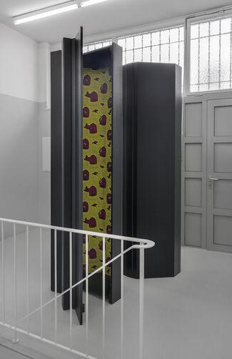 DEAR KUDJOE, installation view