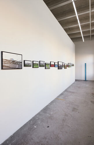 Richard Woods - Building Landscapes, installation view