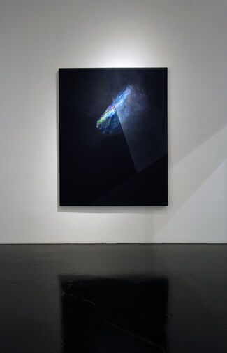 Javier Pelaez: At The Front Door Of A Stone, installation view