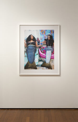 Not Just Fun and Games, installation view
