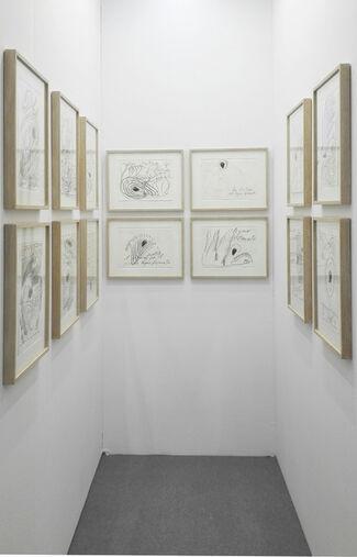 Buchmann Galerie Lugano at Wopart Lugano, installation view