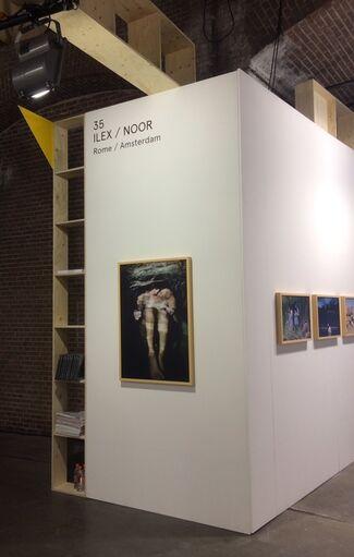 ILEX Gallery at Unseen Amsterdam 2017, installation view
