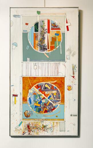 Robert S. Neuman: Pedazos del Mundo, installation view