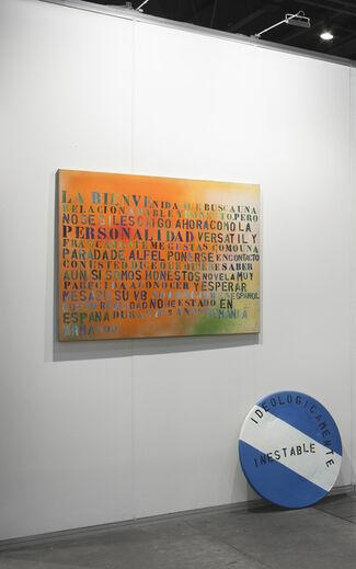 Cosmocosa at arteBA 2018, installation view