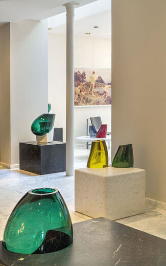 Emmanuel Babled - Limited Editions, installation view