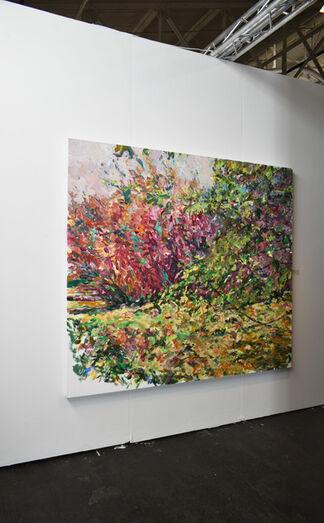 Maybaum Gallery at Art Market San Francisco 2018, installation view