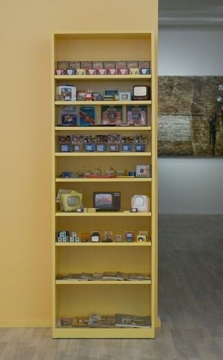 Jaime Davidovich: Museum of Television Culture, installation view