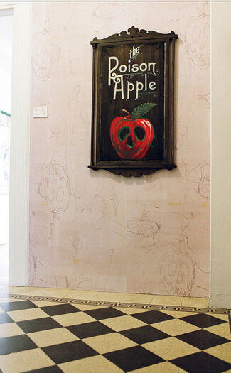 Michael Bevilacqua: The Poison Apple, installation view