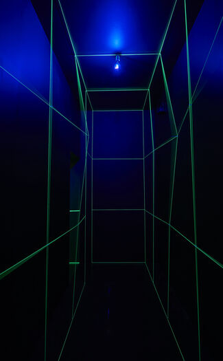GIANNI COLOMBO The Body and the Space 1959-1980, installation view