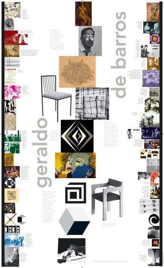 Geraldo de Barros. LEFT-OVER, installation view
