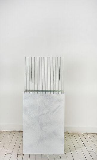 Sculptures, installation view