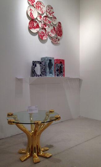 Todd Merrill Studio Contemporary at Art Miami 2013, installation view