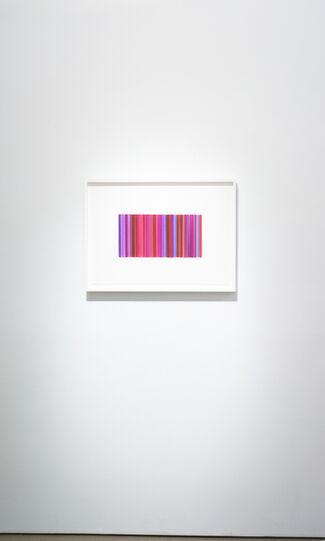 Tim Bavington: Tone Poems, installation view