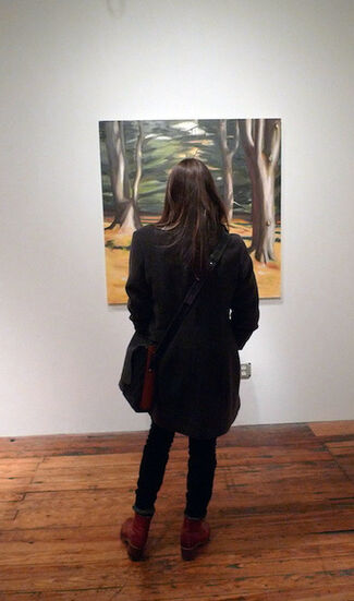 Body in Eden, installation view