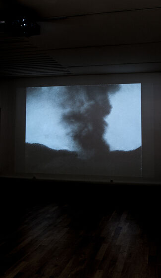 Radenko Milak   From the Far Side of the Moon, installation view