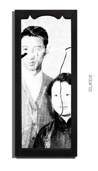 """Roseless"" (没玫瑰), installation view"
