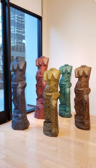 Jonathan Novak Contemporary Art at IFPDA Fine Art Print Fair Online Fall 2020, installation view