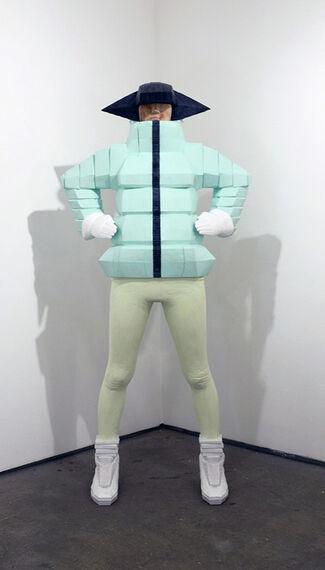 Taku Obata, Bust a Move, installation view