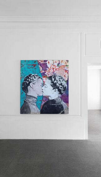 Noaddress gallery at SWAB Barcelona 2020, installation view