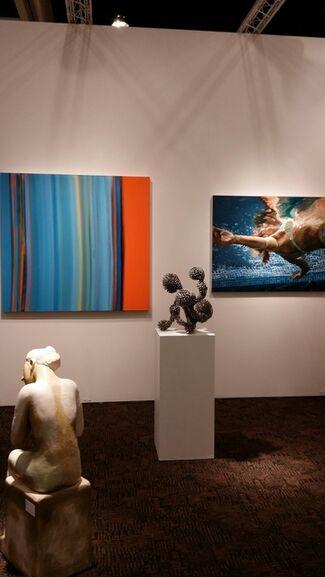 Turner Carroll Gallery at Palm Springs Fine Art Fair 2015, installation view