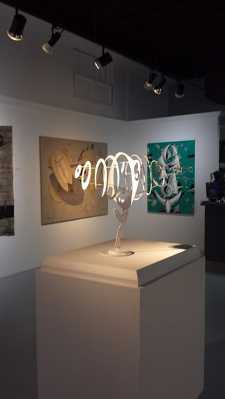 Stages, installation view